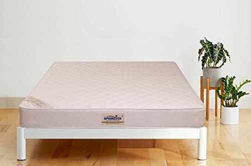 Springtek Luxury Boom-Health 4 inches Coir Foam Single Size Mattress