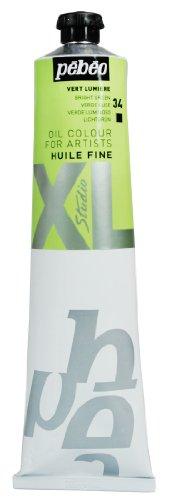 Pébéo XL - Pintura al óleo (200 ml), color verde