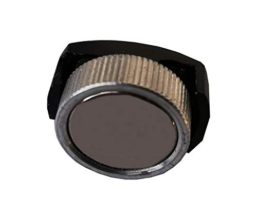 Ciclosport magneet universeel platte magneet, zilver, 11100232