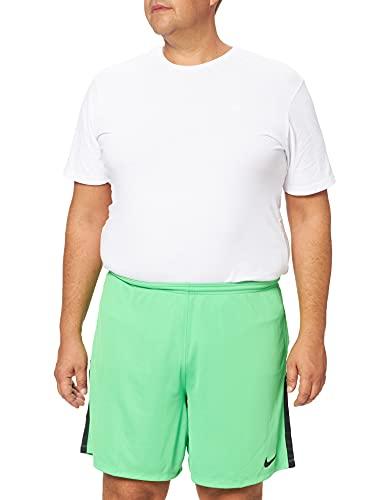 pantaloncini uomo verdi Nike Gardien III League