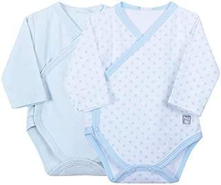 i-baby Conjunto de Ropa Traje de Beb/é Ni/ño Ni/ña Recien Nacido Chaqueta y Pantalones de 100/% Algod/ón Pima Premium Matelasse Rosado Azul 3 6 12 18 24 36 Meses Caja Regalo