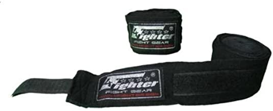 4Fighter Boxbandagen Hand Bandagen 460cm elastisch forest green