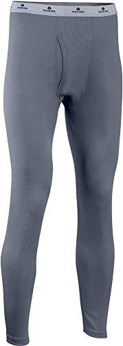 Indera - Pantalón térmico para Hombre con Tejido de Malla, Talla XL