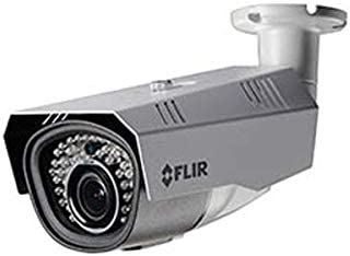 FLIR Digimerge C237BC Outdoor 4-in-1 Security Bullet Camera, 1.3MP HD MPX WDR, 2.8-12mm, Motorized Zoom Lens, 115ft Night Vision, Works with AHD/CVI/TVI/CVBS/Lorex, Flir MPX DVR, White (Camera Only)
