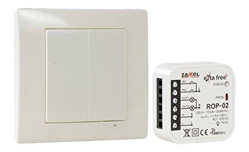 EXTA FREE RZB-04 Wireless- Steuerungsset - Beleuchtung