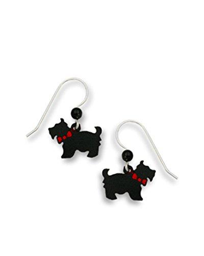 Scottie Dog Earrings