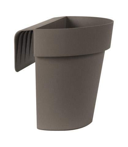 EURO 3 PLAST UP Vaso con riserva 25 cm Rosmarin Arredamento