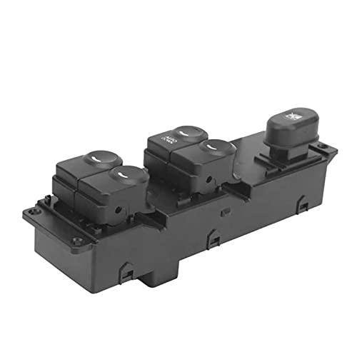Lin min Firm Interruptor de botón Interruptor de automóvil Relé Delantero Interruptor de la Ventana Delantero 93570  1R101 Ajuste para Hyundai Accent 2013  2017 (Izquierda  Drive Mano)