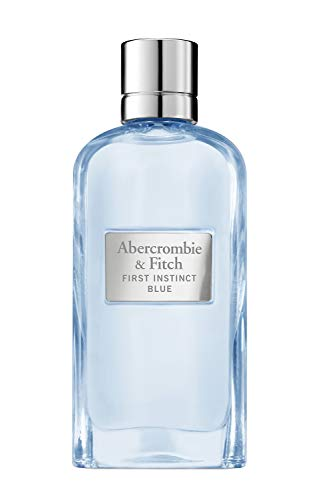 Abercrombie & Fitch First Instinct Blue By Abercrombie & Fitch for Women - 3.4 Oz Edp Spray, 3.4 Oz