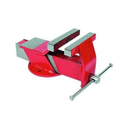 Blinky 4907015 Schraubstock, Stahl, fester Sockel,150 mm