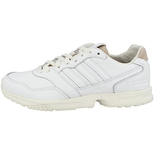 adidas Zapatillas bajas ZX 1000 C para hombre, color Blanco, talla 43 2/3 EU