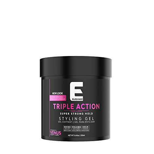 Elegance Triple Action Styling gel, 100 ml