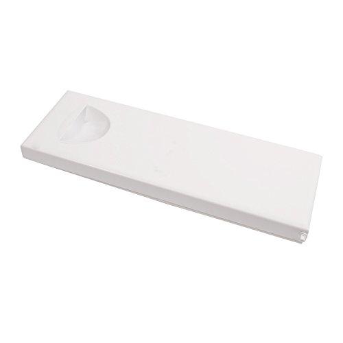 Spares2go evaporador hielo caja puerta Indesit frigorífico