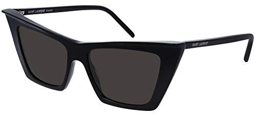Sonnenbrillen Saint Laurent SL 372 BLACK/GREY 54/16/145 Unisex