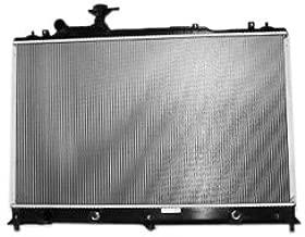 TYC 2918 Mazda CX-7 1-Row Plastic Aluminum Replacement Radiator