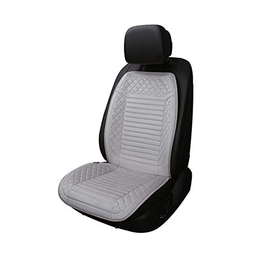Ouskau Elektrisch beheiztes Autositzkissen Sitzheizung Auto Auflage 12V heizkissen Auto beheizbare sitzauflage heizung 40-65℃