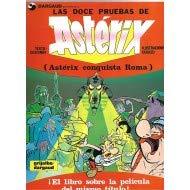 Las Doce Pruebas De Asterix (Asterix Conquista Roma)