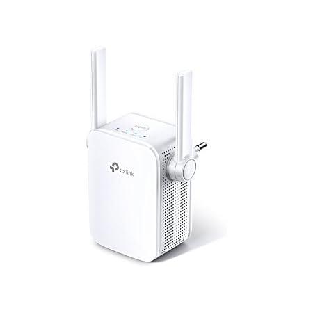 TP-Link RE305 - Repetidor WiFi AC1200, 5 GHz & 2.4 Ghz, Amplificador WiFi Extensor, con Puerto Ethernet, Repetidor Inalámbrico, Blanco