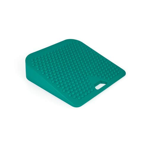 PHYSIOWORX Child's Seating Wedge   Latex Free Junior Wedge Cushion   Improve posture   Latex Free   PVC   Improves Concentration   Use at School or Home