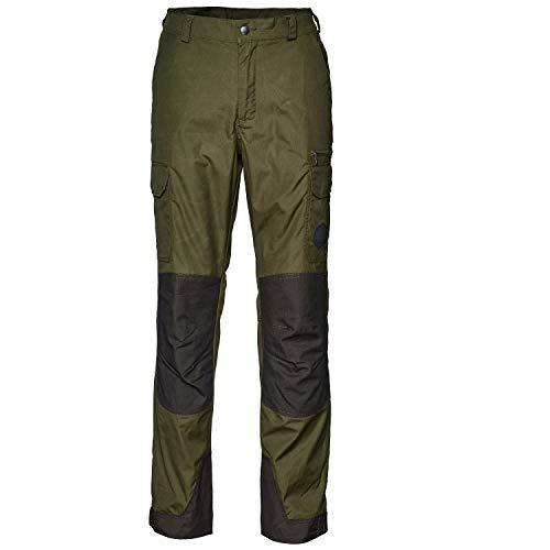 Seeland robuste und leise Jagdhose Key-Point Eine Green - Verstärkte Hose für Jäger mit SEETEX® - Membran, Größe:52