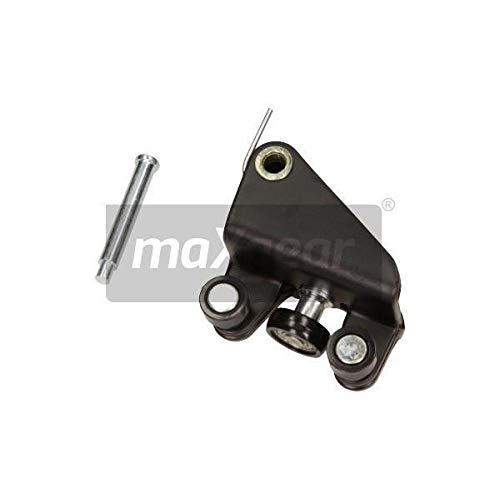 Maxgear 27-0220 - Guía de ruedas para puerta corredera