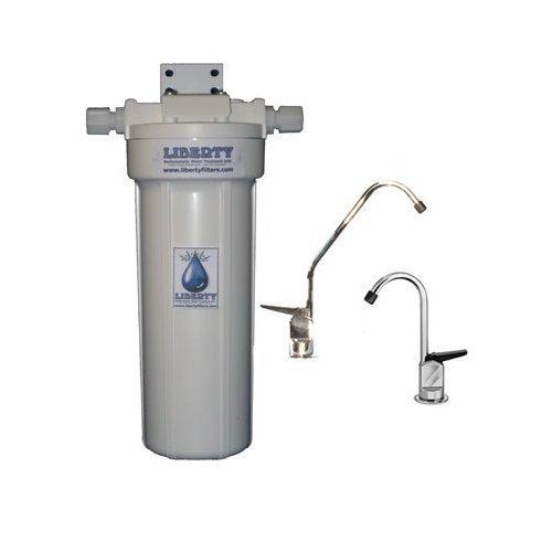 Wasser-Filter gepasst unter Wanne mit Brunnen- u. Installationsausrüstung der Chromlangen strecke - Medium-Verwendung der Freiheits-L2