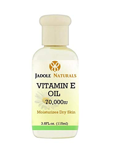 Jadole Naturals Vitamin E Moisturizer Oil 115ml