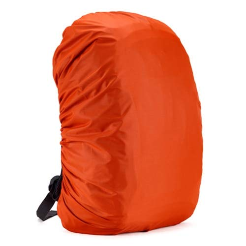 KKSB Sac à Dos Anti-Pluie 90l 95l 100l Sac étanche Camouflage Camping en Plein air Randonnée Escalade Sac de Pluie Anti-poussière Autre Orange