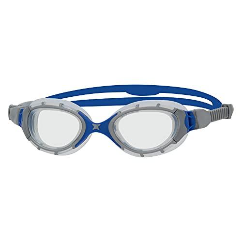 Zoggs Predator Flex-Regular Fit Gafas de natación, Adultos Unisex, Multicolor (Multicolor), Talla Única