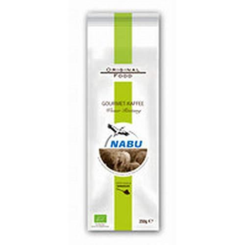 NABU Kaffee - Gourmet Kaffee Wiener Röstung, gemahl. - 250g