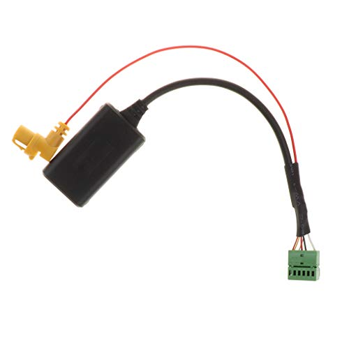 #N/A/a Entrada Auxiliar de Audio del Cable Adaptador de Audio Bluetooth, para Audi Q5 / Q7 / S5