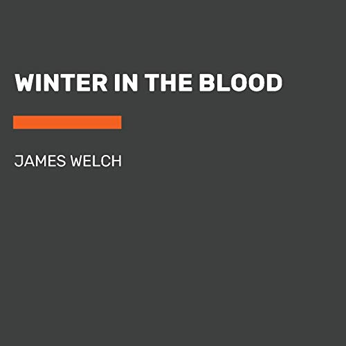 Winter in the Blood  By  cover art