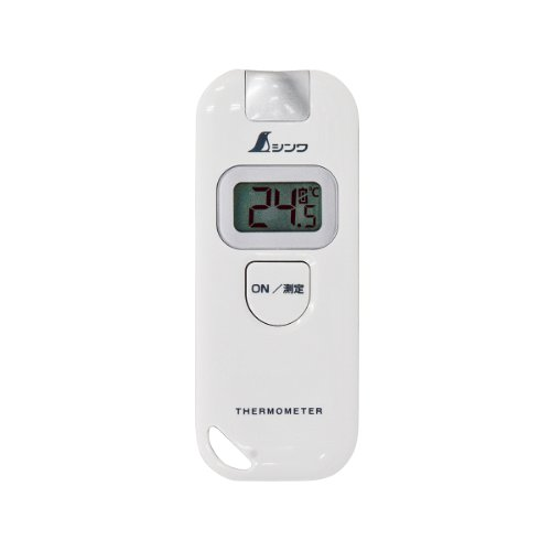 放射温度計F ポッケ 非接触温度計【4個セット】
