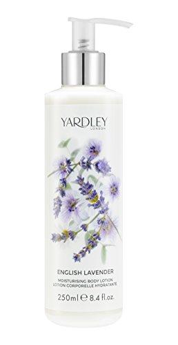 Yardley London Moisturising Body Lotion for Women, English Lavender, 8.4 Ounce