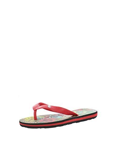 Desigual Damen Shoes (FLIP Flop_Tropical) Zehentrenner, Schwarz (Negro 2000), 36 EU