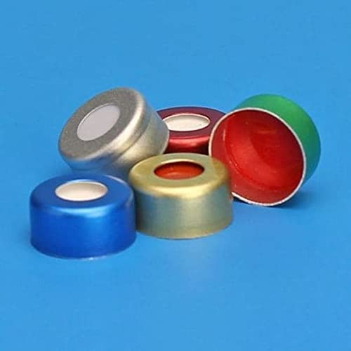 Atlanta Mall Chemglass Crimp Seal 11Mmgreen security of Pack 3