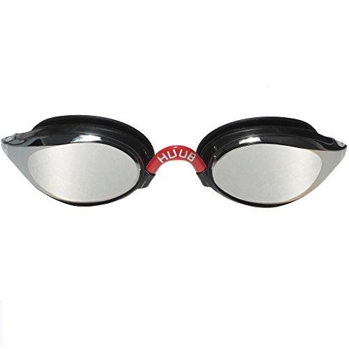Huub Brownlee zwembril Swim Googles Race wedstrijd Schimm bril - 3 kleuren - UV - anti-fog