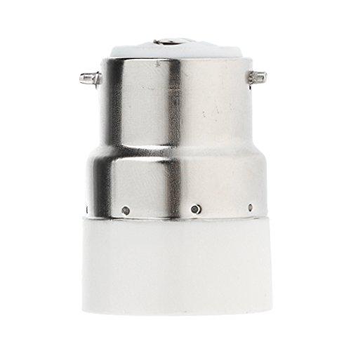 SODIAL(R) B22-e14 Pied de Lampe Ampoules Adaptateur Convertisseur Suppport des Ampoules