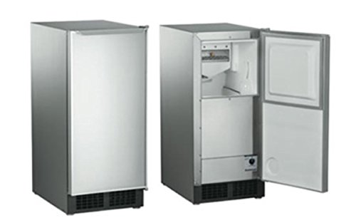 """Scotsman DCE33A1SSD 15"""" Stainless Steel Undercounter Ice Maker"""