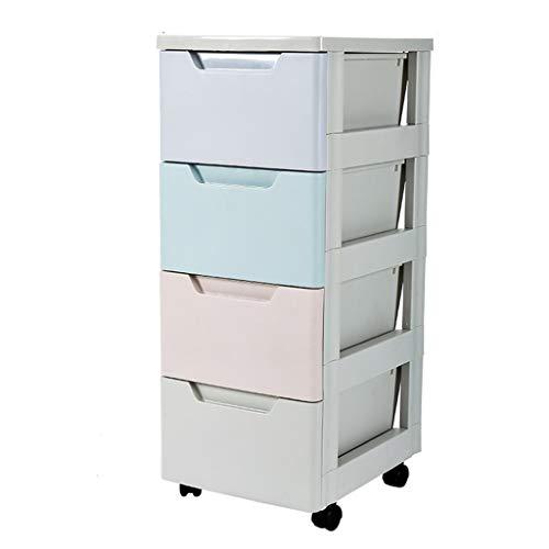&Lagerregal Regaleinheiten Einfache mehrschichtige Aufbewahrungsschrank mit Schublade Home...