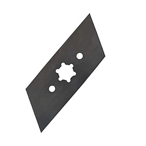 17 Vertikutier Messer für Gardena Verticut 350-E 2420-00.900.22 / ER0028000