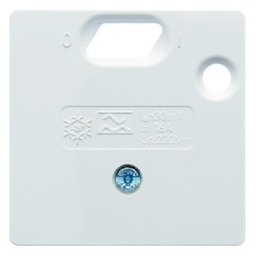 Hager Platte Außen 50x 50mm MODUL2/ARSYS/K1/s1weiß Polar