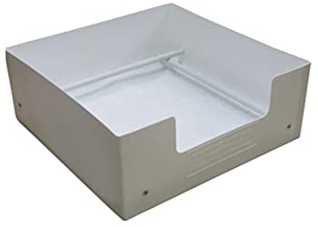 Pet Nap Plastic Reusable Dog Puppy Whelping Box Welping Boxes  24  x 24