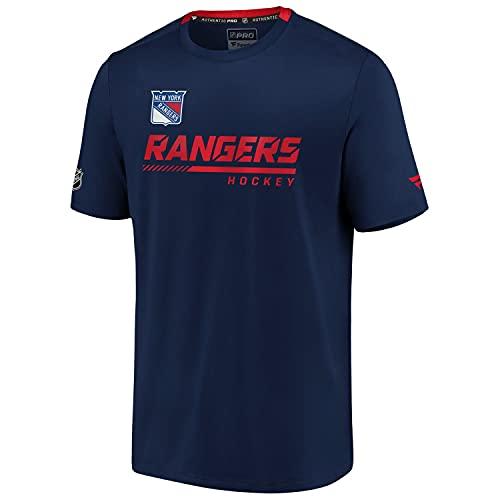 Fanatics Camiseta New York Rangers Authentic Performance – S