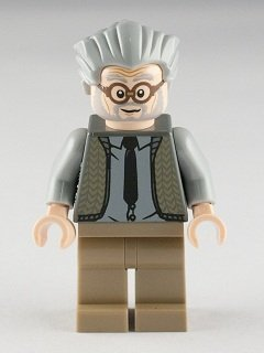 LEGO Harry Potter: Ernie Prang Mini-Figurine