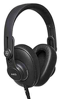 AKG Pro Audio K361 Over-Ear Closed-Back Foldable Studio Headphones