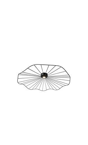 Sompex Deckenleuchte MESH D LED 4,5W SCHWARZ D75CM
