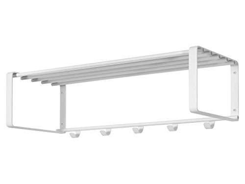 Spinder Design Rex 2 wandkapstok, aluminium