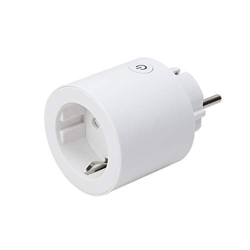 PNI WP700 SmartHome intelligent stopcontact, ON/OFF op elk elektrisch apparaat via het internet wit