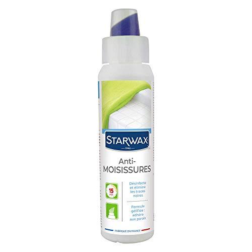 STARWAX Anti-moisissures en Gel - 250ml - Désinfecte et Élimine les Traces Noires